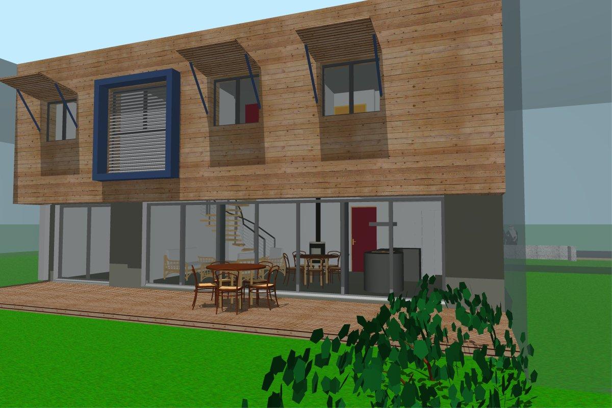 mich le turbin architecture bioclimatique et cologique architecture bioclimatique. Black Bedroom Furniture Sets. Home Design Ideas