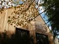 Extension de maison bois à Montfort - Détail