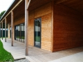 Maison Bois à Chantepie - Détail