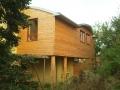 Extension d'une maison bois à Ercé