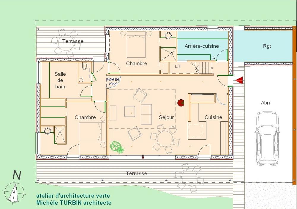 Maison Passive Archives Atelier Architecture Verte