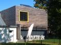 Maison bois à Breteil