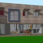 habitation bioclimatique rt 2012 atelier architecture verte. Black Bedroom Furniture Sets. Home Design Ideas