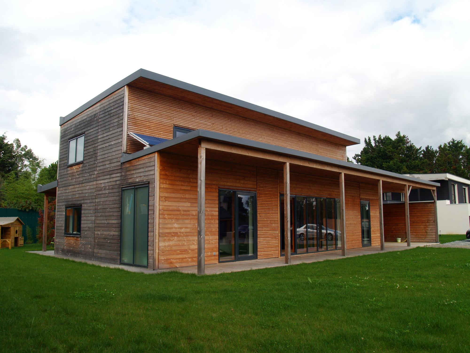 habitation bioclimatique bbc 2010 nc atelier architecture verte. Black Bedroom Furniture Sets. Home Design Ideas