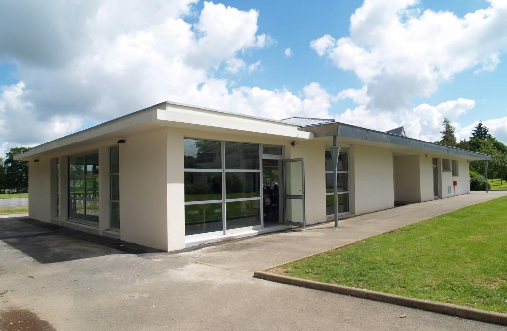 Equipements scolaires atelier architecture verte for Atelier maison verte