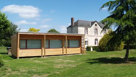 Maison du bien tre bovel atelier architecture verte for Atelier maison verte