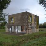 Maison bioclimatique RT2012 à Bréteil