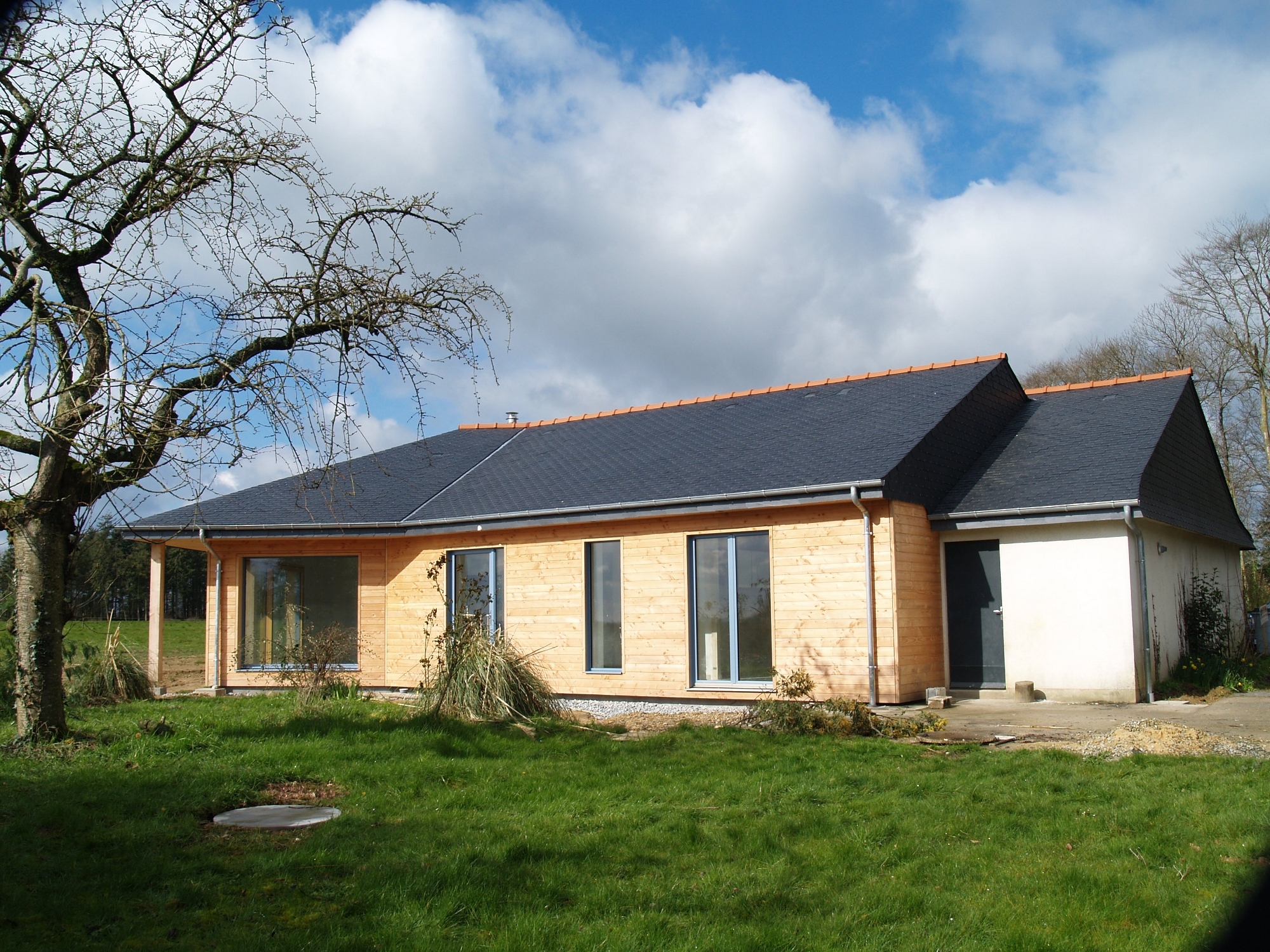 R novation thermique 2012 2013 atelier architecture verte - Architecture des annees 80 ...
