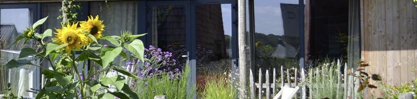 Maison Bois bioclimatique à Bazouges