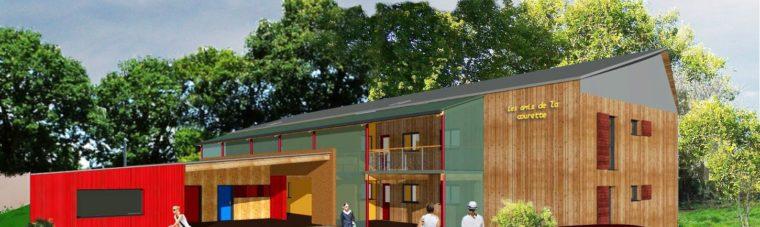 La Courette - 7 logements participatifs à Pluvigner (56)