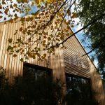 Extension d'une maison bois