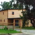 Maison bois bioclimatique à St Gilles (2009)