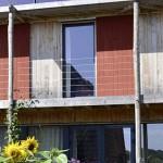 Maison bois RT2012 à Hédé-Bazouges