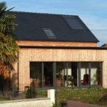 Maison passive à Treffendel