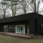 Une maison pour dormir à l'ombre des chênes